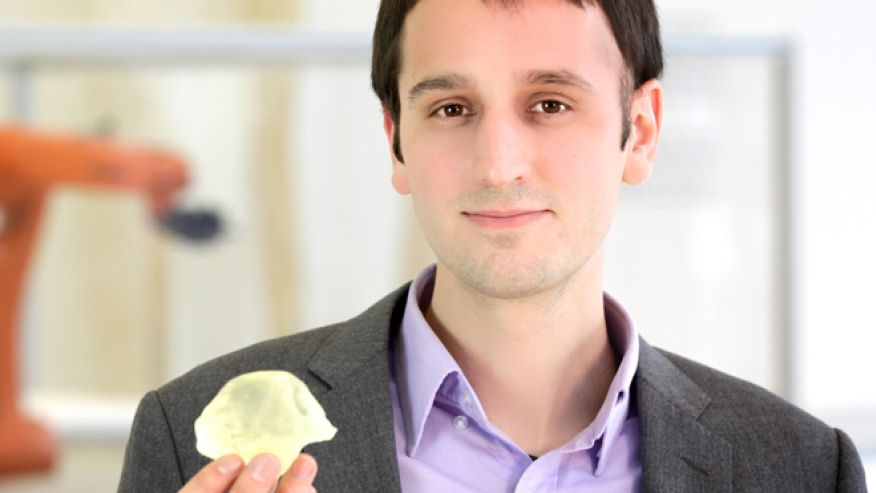 Man 3D Prints His Own Brain Tumor To Demonstrate Possibilities