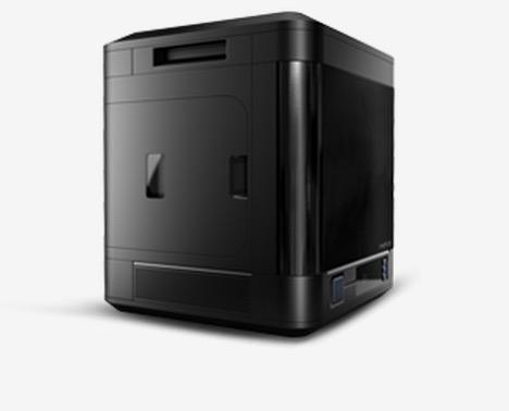 Zortrax's Inventure 3D Printer