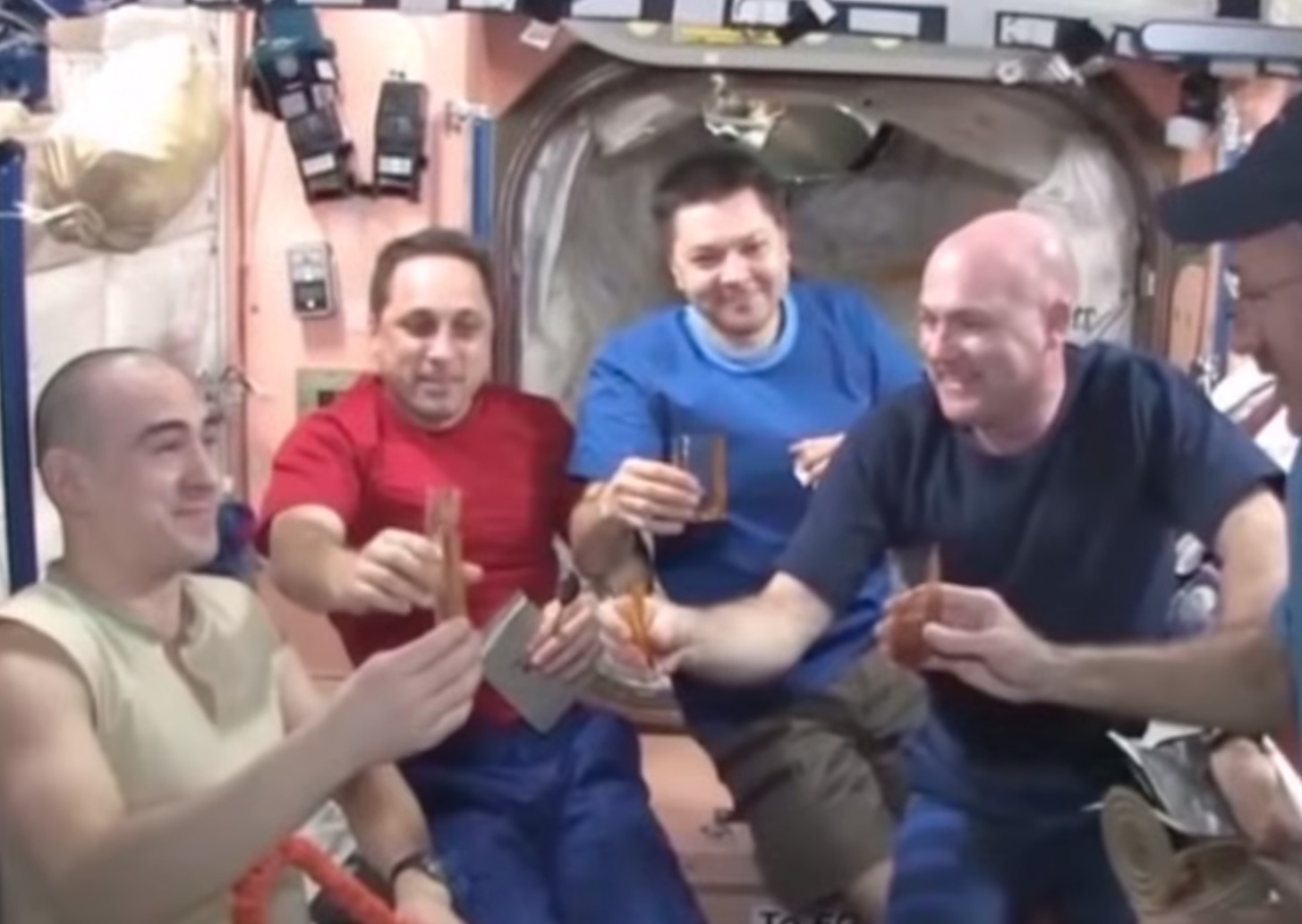 NASA's 3D Printed Zero Gravity Coffee Cup
