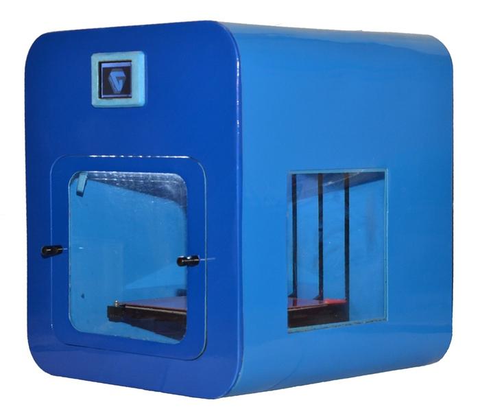 "Drotix's ""Smart"" Gala 3D Printer Covers All The Bases"
