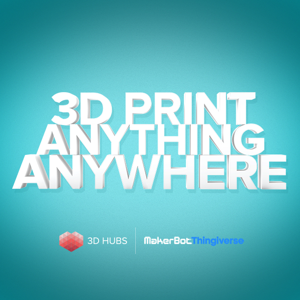 3D Hubs Makes Another Big Connection