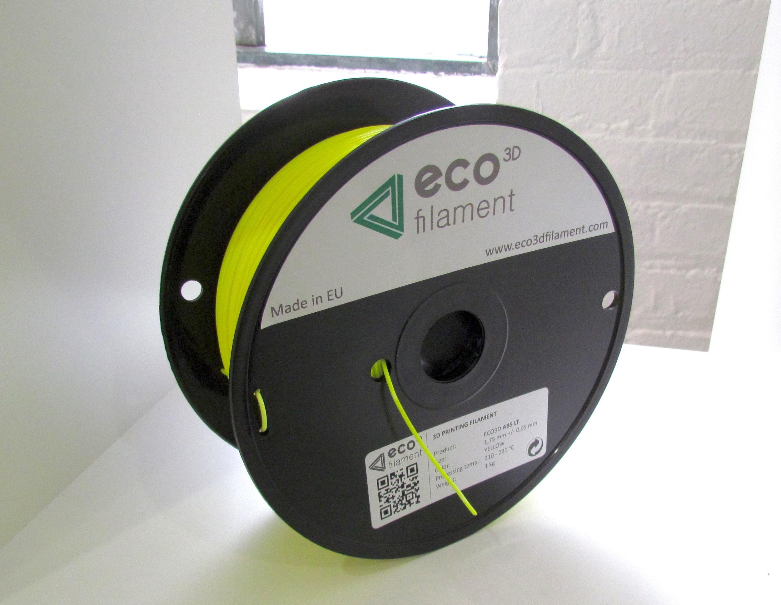 Eco 3D Filament's Unique Material Offerings