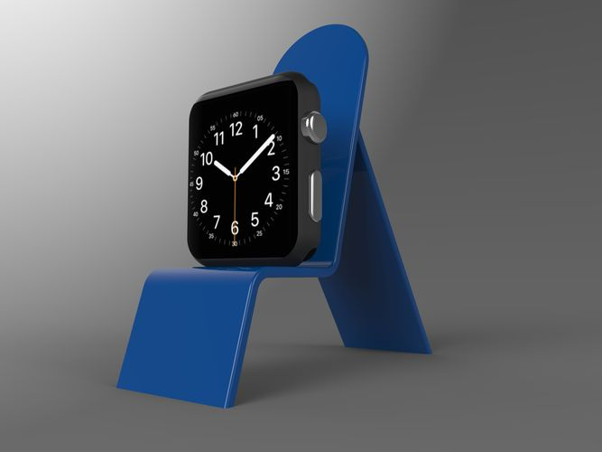Invasion of the Apple Watch 3D Models