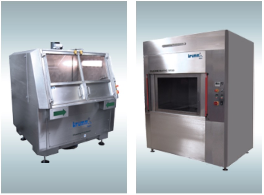 Krumm-tec's Industrial 3D Print Cleaners