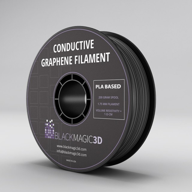 Conductive Graphene Filament for 3D Printing