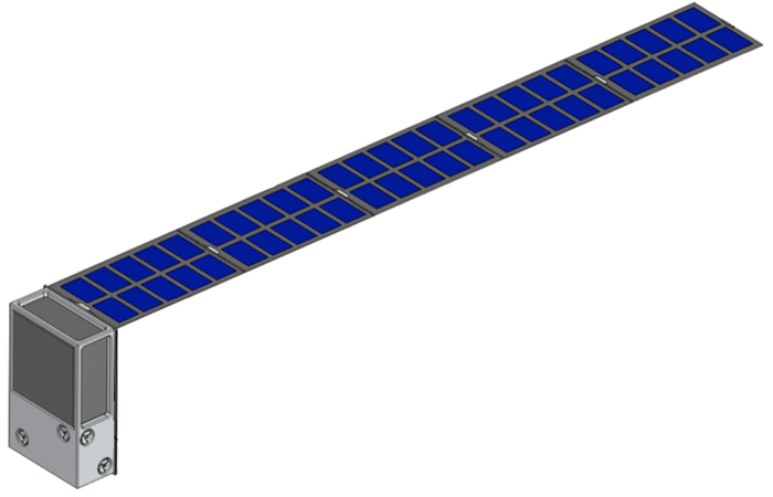 The First 3D Printed Satellite?