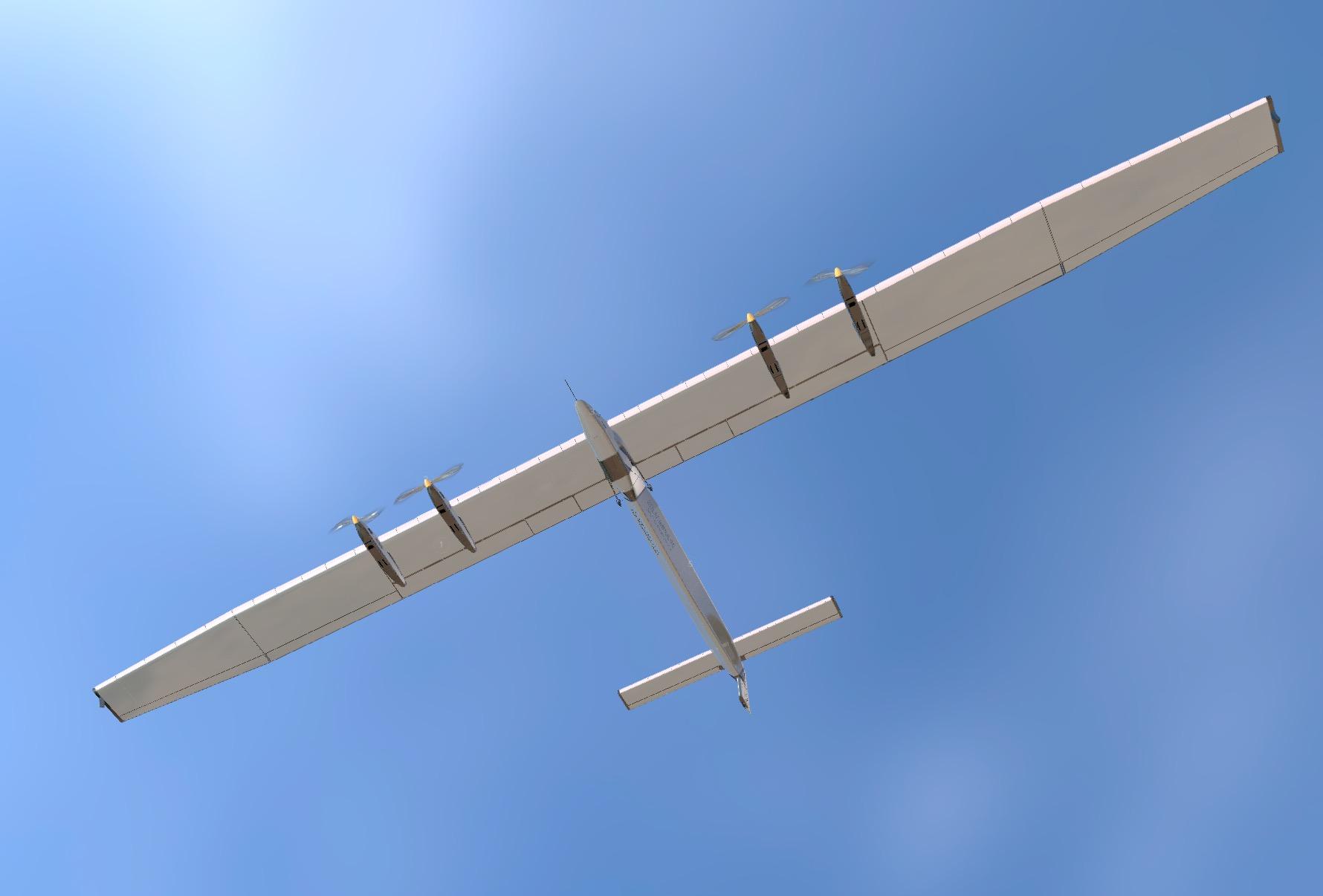 The Solarimpulse Has Been 3D'd