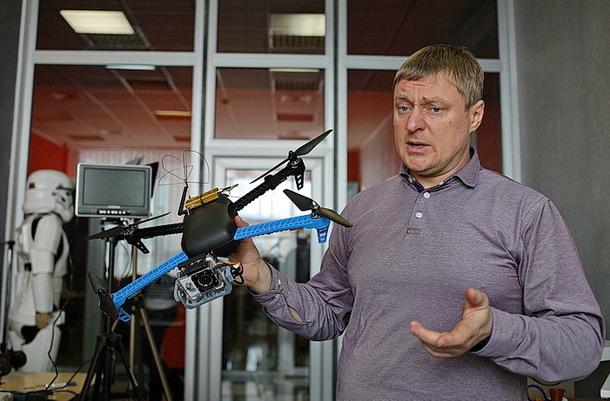 3D Printed Drones at War in Ukraine