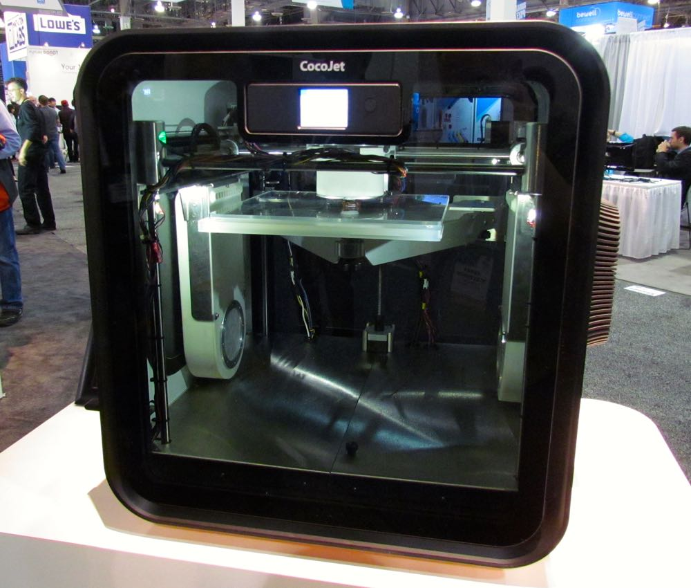 The CocoJet 3D Printer