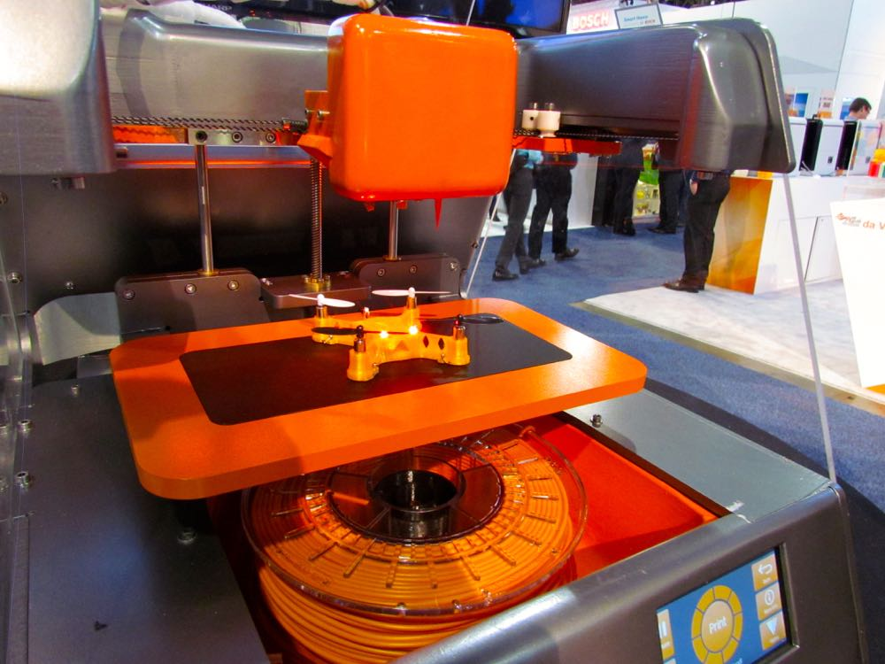 Voxel8's Electrifying 3D Printing Process
