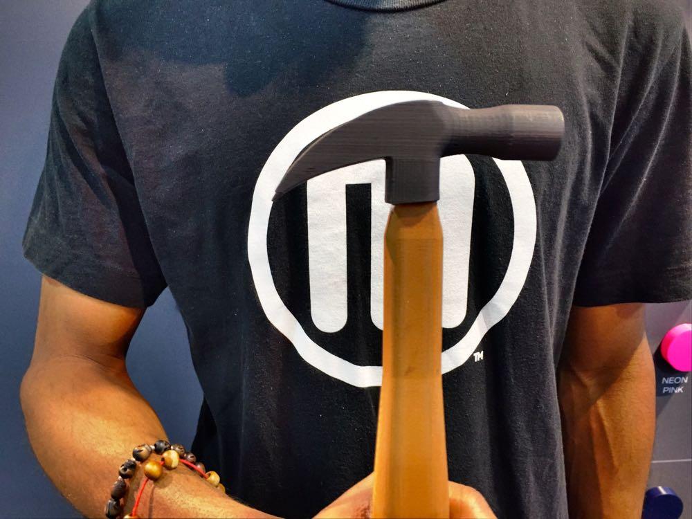 MakerBot's Unusual New Materials
