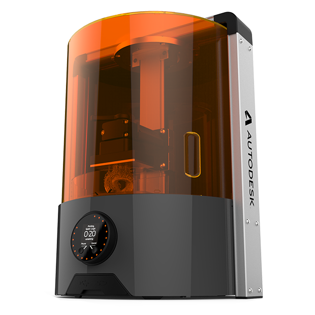 See Autodesk's Ember 3D Printer In Action