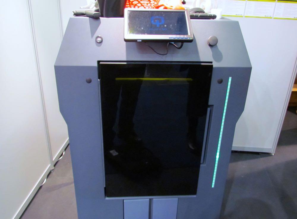 The Quant 3D Q1000 3D Printer