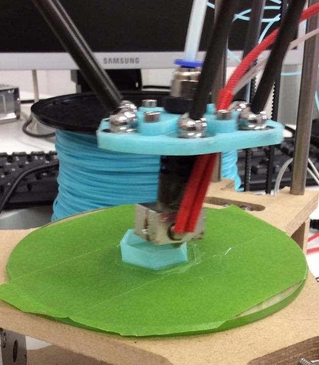 NFire's 3D Printer Prototype