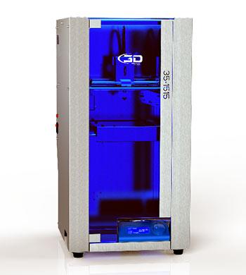 3D MakerJet's Originator Series of 3D Printers