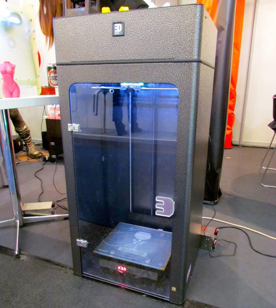 The 3Dison 3D Printer Series