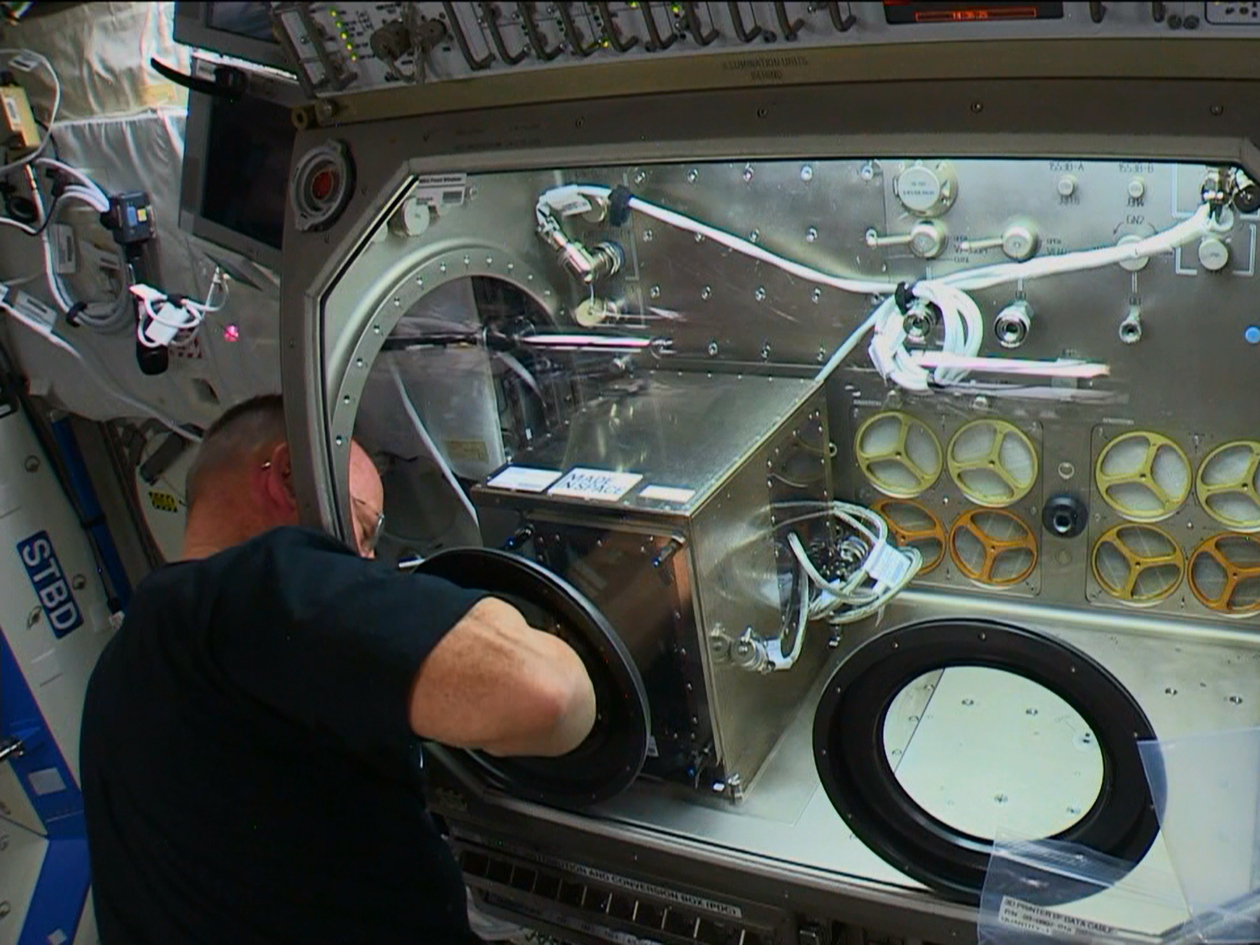Challenges Coming for 3D Printing In Space