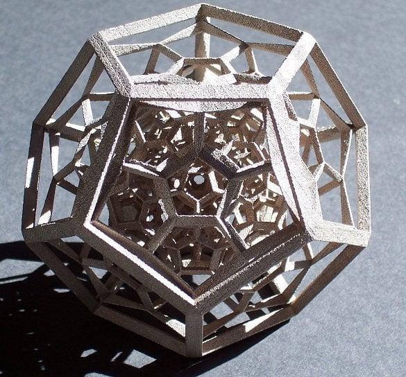George Hart's Amazing 3D Models