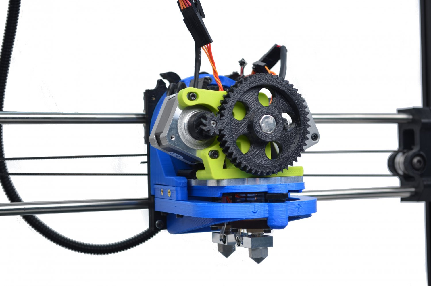 LulzBot's Two New Dual Extruders