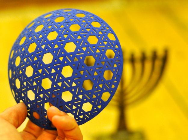 A 3D Printed Yarmulke