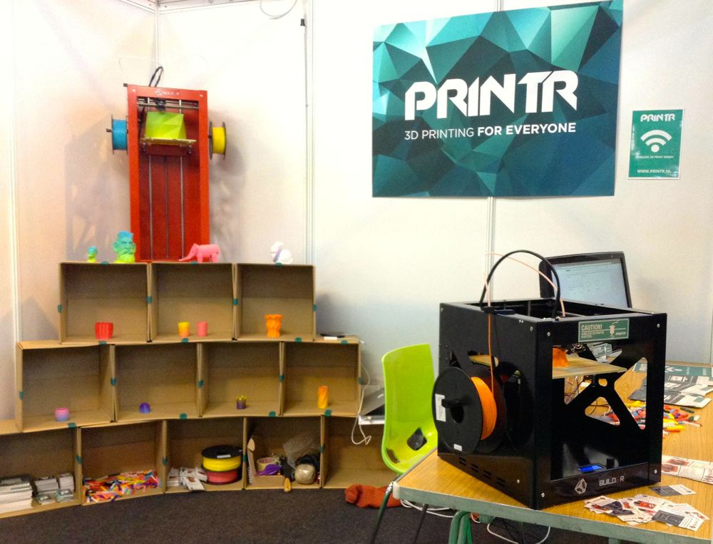 Printr: Another Cloud-Based 3D Printing Service