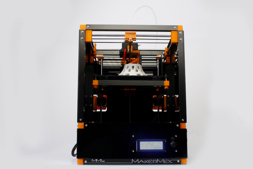 The MM1 3D Printing System