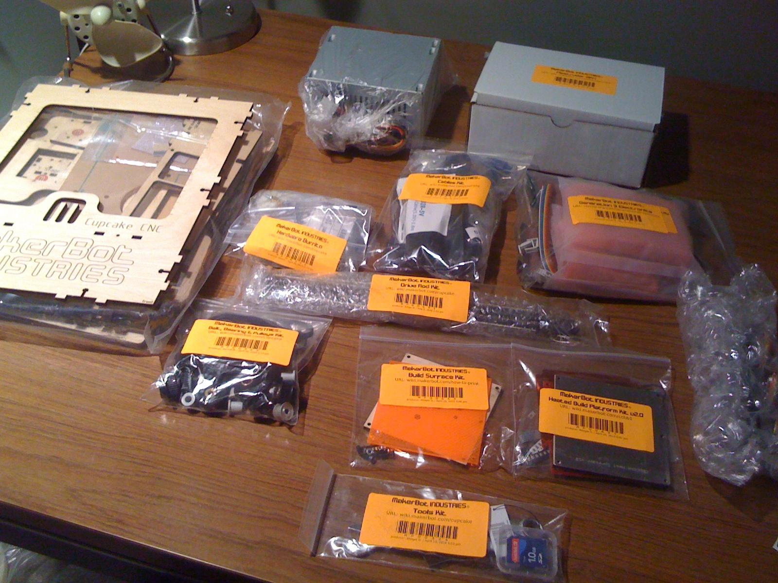 Who Buys 3D Printer Kits, Anyway?