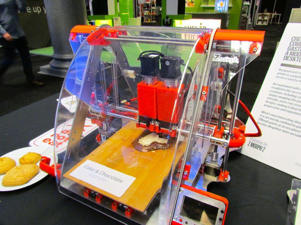 The ZMorph 2.0 3D Anything Printer