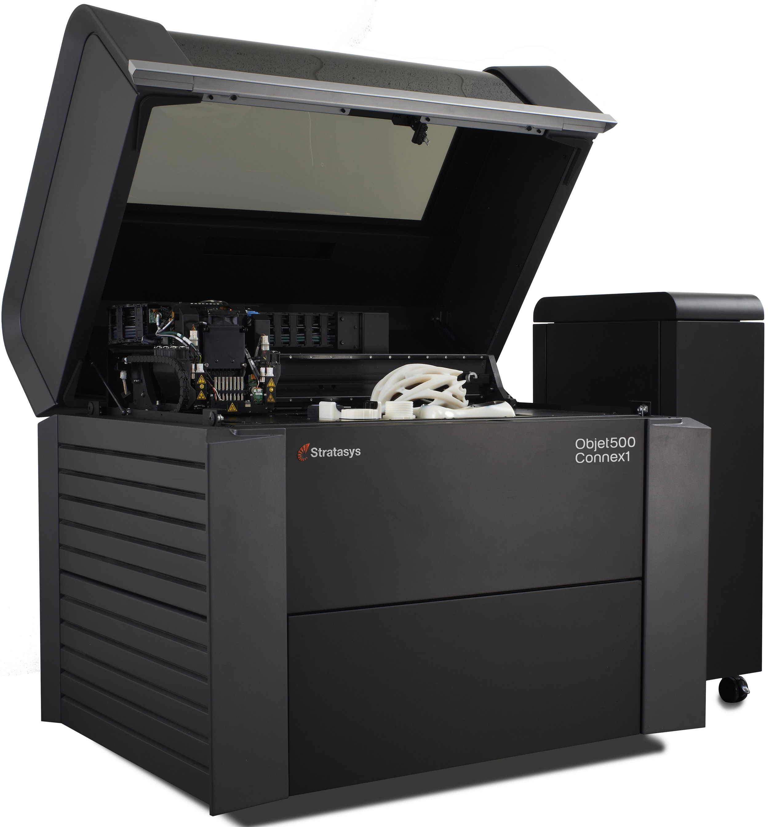 Stratasys Enhances Triple Jet 3D Printing