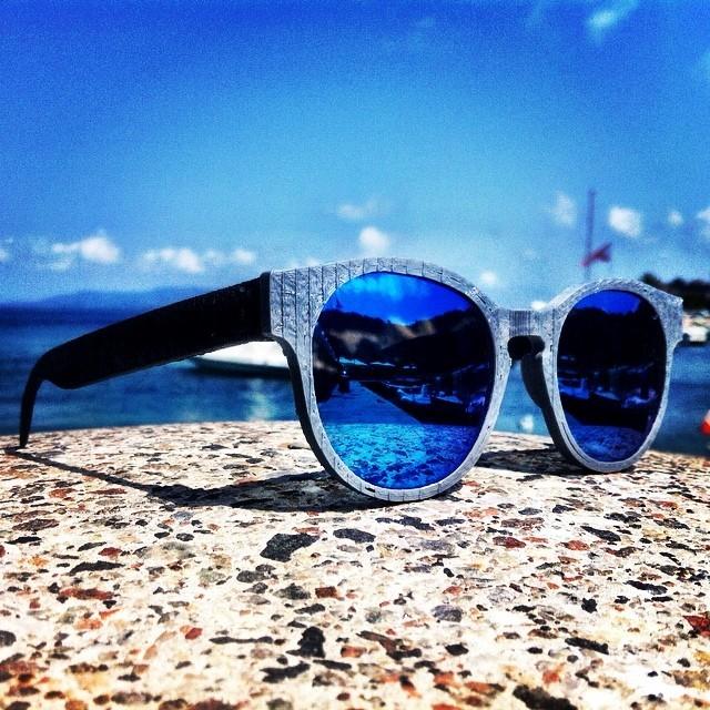 Kobrin's 3D Printed Sunglasses