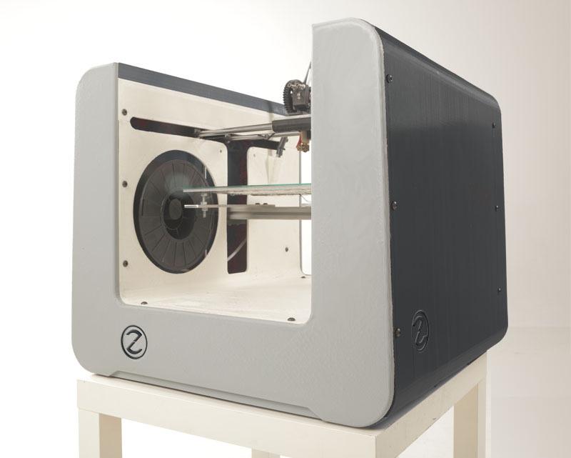 Zeni Kinetic's 3D Printer