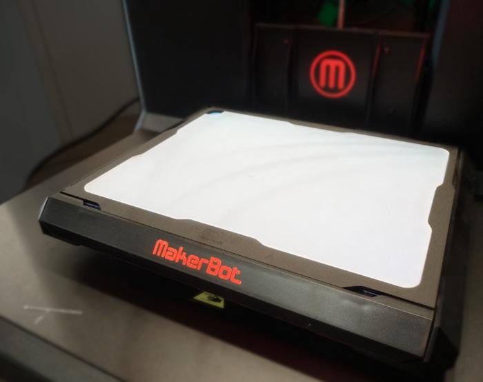 The FLEKS3D Build Plate Avoids Blue Tape Carnage
