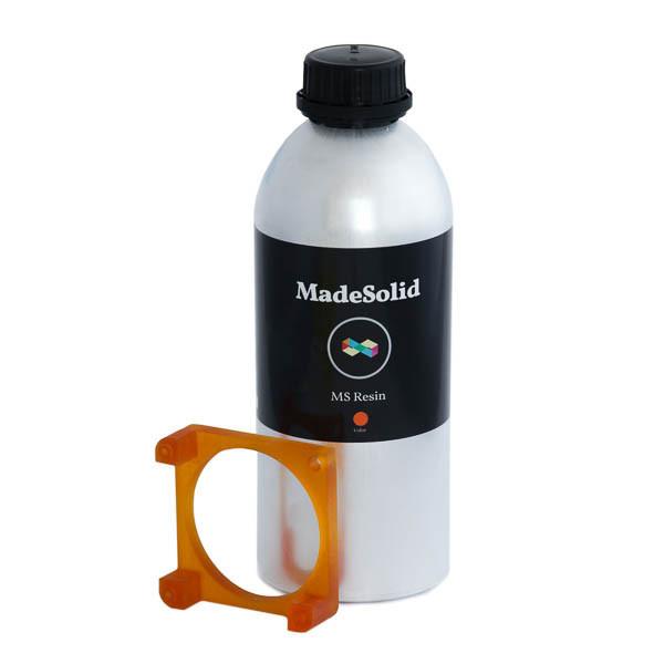 MadeSolid's Really Tough 3D Printer Resin