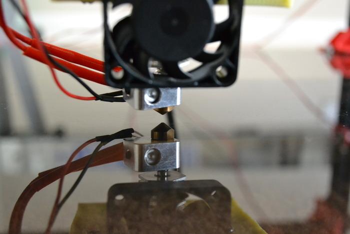 The CobbleBot 3D Printer