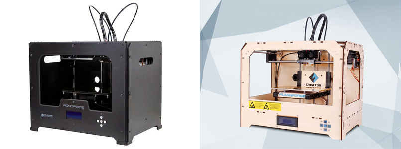 Monoprice Releases Dual Extrusion Video