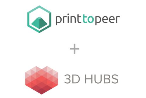 PrintToPeer Powers 3D Hubs