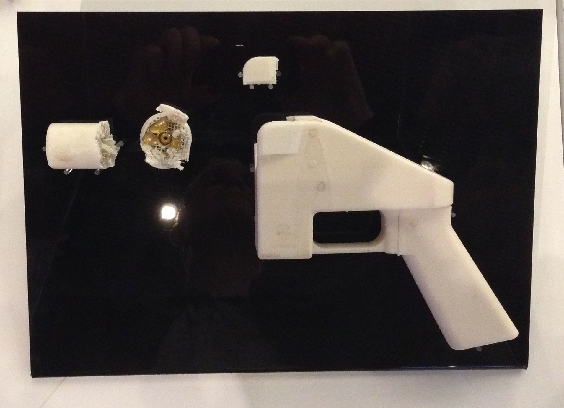 Tokyo Man Busted for 3D Printed Weapons