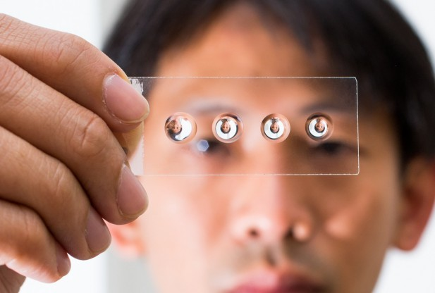 Cheap 3D Printed Lens Could Help Detect Disease