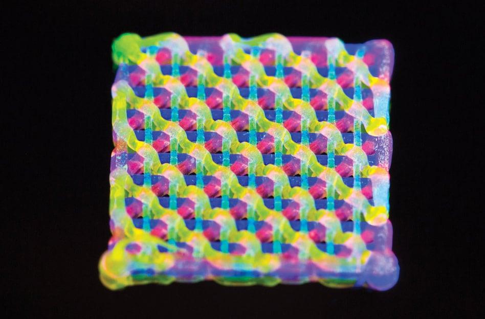 A Microscale 3D Printing Breakthrough
