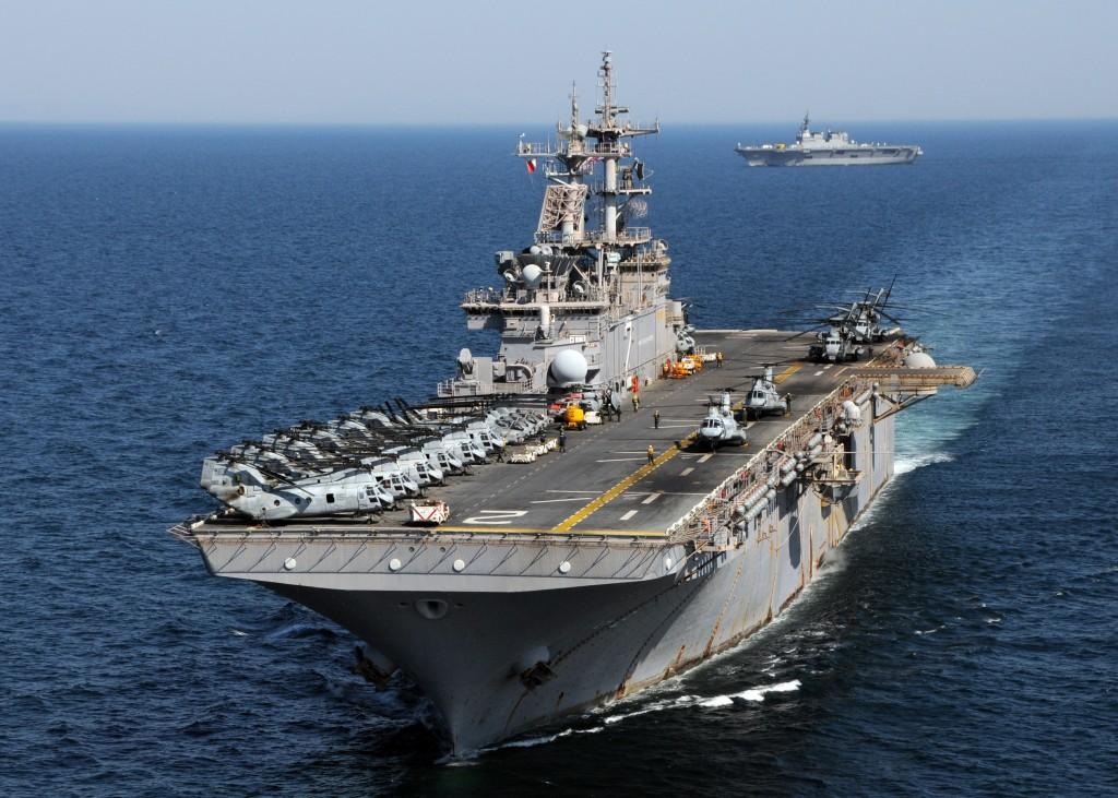 USS Essex Has A 3D Printer Onboard