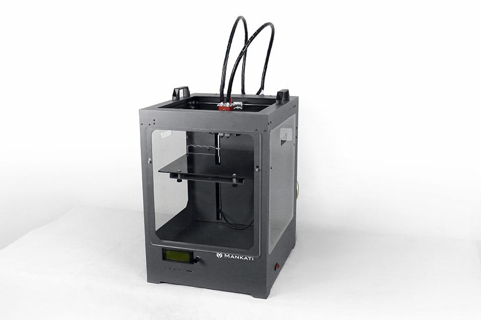 The Mankati Fullscale XT 3D Printer