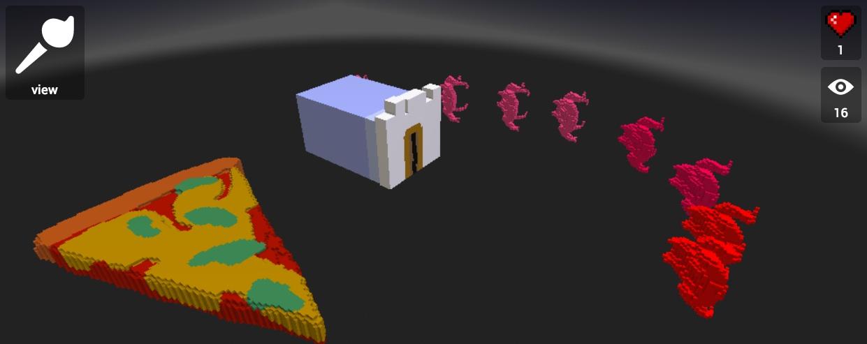 CubeTeam's Collaborative 3D Modeling
