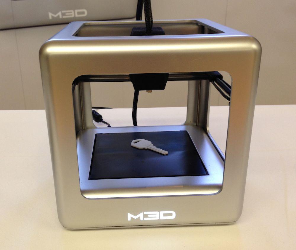 The Micro 3D Printer Hits the Jackpot