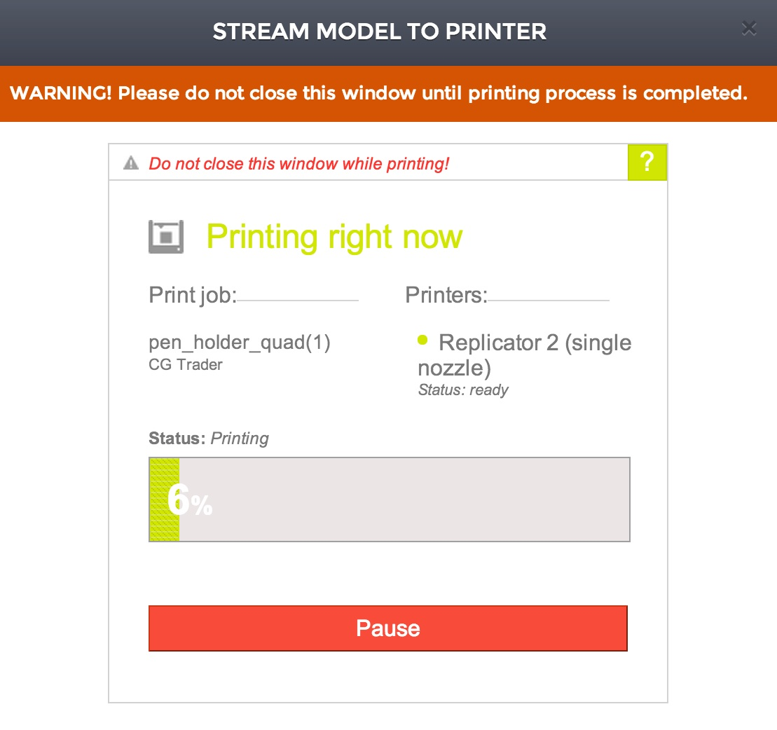 Hands On With Authentise's Streaming Prints