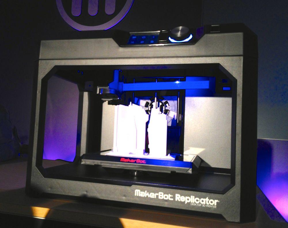 MakerBot's Ever-So-Slight Proprietary Move