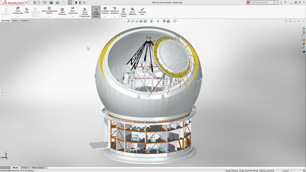 , Enhancements and Future Innovation Key for SOLIDWORKS 2019