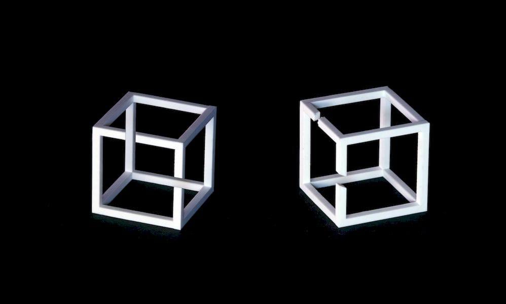 A 3D printed