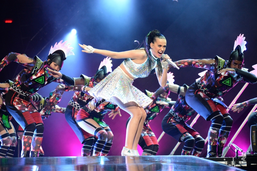 Katy Perry's Halftime Show Shows Off FDM & Polyjet Tech
