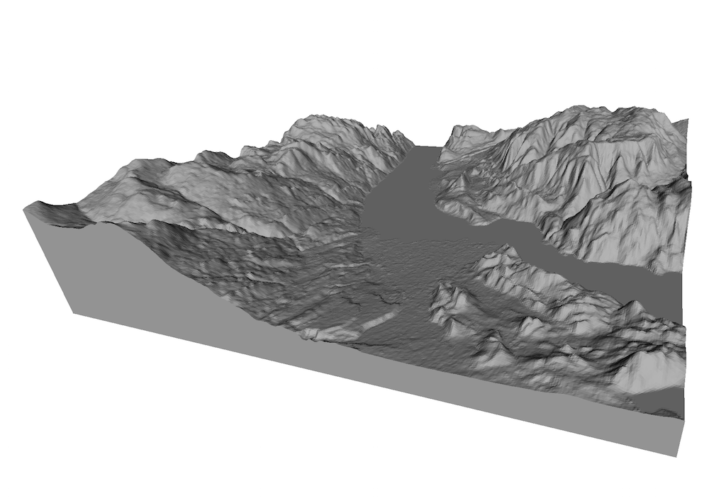 3D Print ANY Landscape. Right Now!