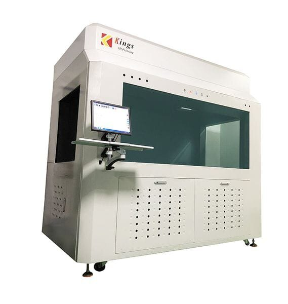 The Shenzhen Kings 1700 Pro industrial 3D printer [Source: Shenzhen Kings 3D Printers]